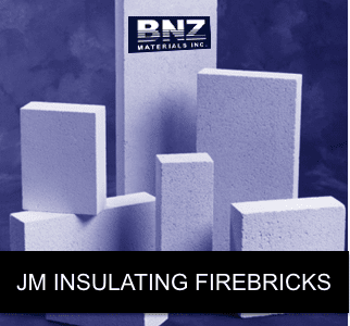 JM Insulating Firebricks